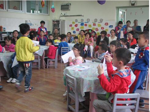 幼儿园半日活动反思4-学路网-学习路上 有我相